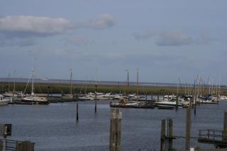 Yachthafen in Norddeich