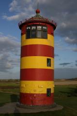Der Leuchtturm von Pilsum - u.a. bekannt aus dem Otto-Film